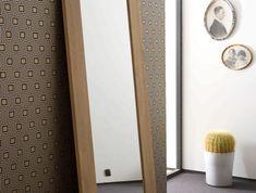 מראה עומדת במסגרת עץ רחבה Floor Standing Mirror, Flooring, Inspiration, Furniture, Home Decor, Accessories, Floor Mirror, Biblical Inspiration, Decoration Home