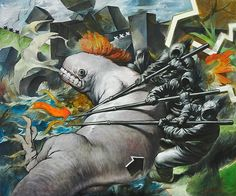 Out of the depth | Viktor Safonkin - PAINTINGS