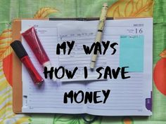 When it comes to adulting, dealing with expenses and budgeting your money to save more are really hard to do. So here's my ways how I. Cope Up, Ways To Save Money, My Way, Accounting, Saving Money, Budgeting, Things To Come, Make It Yourself, Youtube