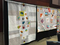 Last years charity quilts