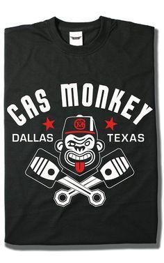 Gas Monkey Garage, Aliens, Logo, Sweatshirts, Vintage Ads, T Shirts, Autos, Drawings, Logos