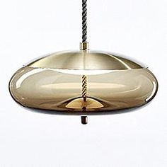 Knot Disco LED Pendant