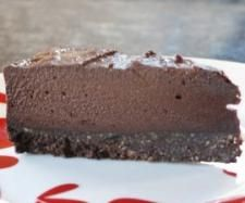Chocolate Cashew cheese cake style slice. - Dairy free, Gluten Free, Alternative Sweetner | Official Thermomix Recipe Community