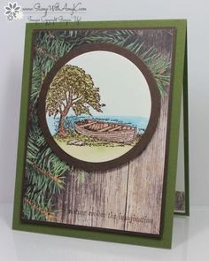 Moon Lake Watercolor by amyk3868 - Cards and Paper Crafts at Splitcoaststampers