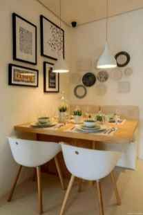 38 Functional Small Dining Room Decor Ideas