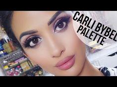 Gorgeous Makeup w/ Carli Bybel Palette | irenesarah