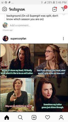 Alex And Maggie Supergirl, Supergirl Alex, Kara Danvers Supergirl, Supergirl Comic, Supergirl And Flash, Superhero Tv Series, Superhero Memes, Tv Memes, Fandom Memes