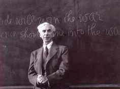 Bertrand Russell's 10 rules for the direction of the mind