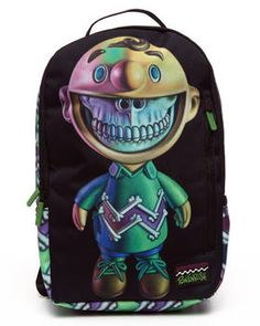Grin Ron English Backpack