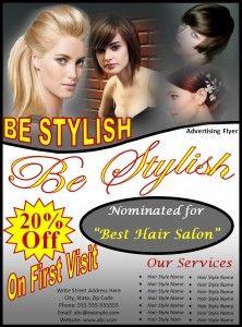 sample advertising flyers