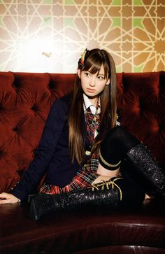 AKB48 --!✮ • Kojima Haruna • Japanese Pop Idol band --!♡