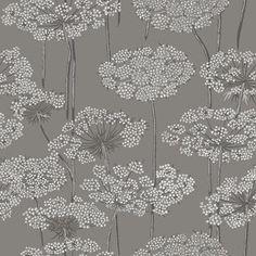 Beställ Happy grå/brun/svart tapet från Eco Tapeter®  Tapeter ...
