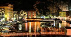 Sorrento, Italy - Marina Grande