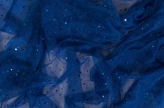 Fabric for reghan 39 s curtains on pinterest curtain panels for Sheer galaxy fabric
