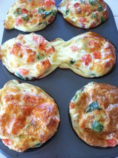 Healthy frittata recipe