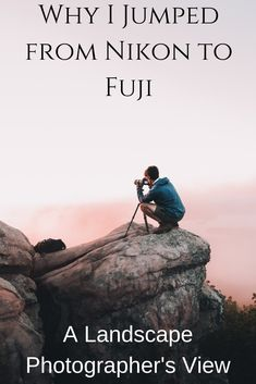 Why I Jumped from Nikon to Fuji X Series - A Landscape Photographer's View Gopro Photography, Landscape Photography Tips, Types Of Photography, Landscape Photographers, Photography Tutorials, Amazing Photography, Street Photography, Portrait Photography, Learn Photography
