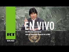 """Evo Morales: """"El capitalismo es un modelo fracasado, sin futuro"""" - RT"""
