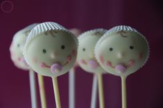 Baby Shower Cake Pops  | MakeUrCake