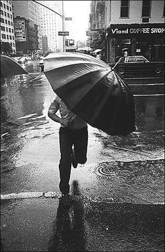 Rain, sleet, hail and thunder mean it is time for an umbrella. Once the rain hits umbrellas because the topic of choice, with what type do y. Running In The Rain, Walking In The Rain, Rainy Night, Rainy Days, New York Rain, Rain Street, I Love Rain, Rain Go Away, Rain Umbrella