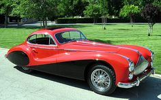 1951 Talbot-Lago T 26 Grand Sport SaoutChik Coupe