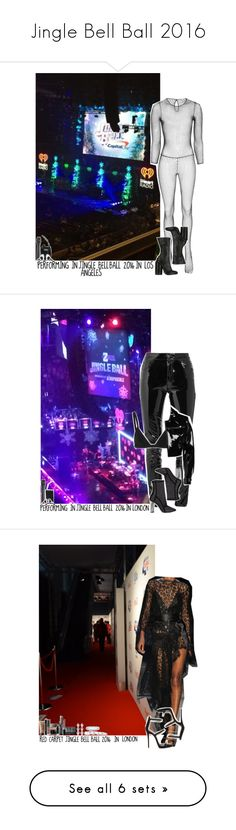 """Jingle Bell Ball 2016"" by jhessicakauana ❤ liked on Polyvore featuring Yves Saint Laurent, Givenchy, Logitech, Anthony Vaccarello, Alix, Emilia Wickstead, Galaxy Audio, Alexandre Vauthier, Giuseppe Zanotti and NARS Cosmetics"