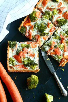 Smirnoff, Bruschetta, Avocado Toast, Vegetable Pizza, Vegetables, Cooking, Breakfast, Ethnic Recipes, Kitchen
