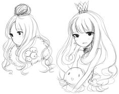 Jellyfishes by ontg on DeviantArt Princess Jellyfish, Jelly Fish, Awesome Anime, Me Me Me Anime, Kawaii, Deviantart, Artist, Cute, Artists