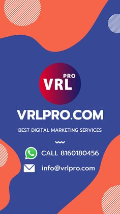 What is Digital Marketing by VRL PRO Digital Marketing Services Online Marketing Companies, Digital Marketing Services, Internet Marketing, What Is Digital, Digital Campaign, Website Maintenance, Marketing Channel, Marketing Professional, Business Planning