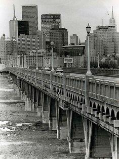 Houston street bridge