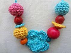 Little Treasures: The Señorita Necklace no.1