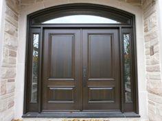 home decor 25 Barn Style Doors, Doors Interior, Modern Garage Doors, Contemporary Front Doors, Door Gate Design, Double Doors Exterior, Tuscan Doors, Main Door Design, House Entrance Doors