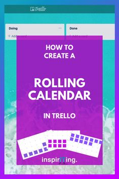 How to Build a Rolling Calendar within Trello Management Tips, Project Management, Business Goals, Business Tips, Job Interview Questions, Life Organization, Business Organization, Alondra, Goal Planning
