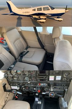 1976 Archer II PA-28-181 For Sale! Cessna Aircraft, Private Jet Interior, Pilot Quotes, Small Airplanes, African American History, Native American, Airplane For Sale, Aircraft Interiors, Luxury Private Jets