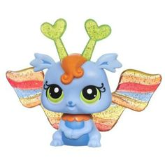 LITTLEST PET SHOP Fairies LOLLI TWIST FAIRY Pet
