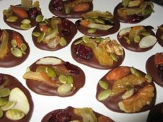 Healthy Christmas Cookies, Biscotti, Food And Drink, Cooking Recipes, Yummy Food, Sweets, Fruit, Vegetables, Dates