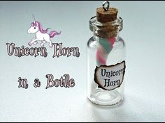 Snape's Memories Bottle Charm (Harry Potter Inspired) - YouTube