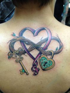 Beautiful tattoo...