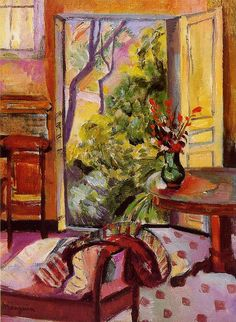 Henri Charles Manguin was a French painter, associated with Les Fauves. Manguin entered the École des Beaux-Arts to study under Gustave Moreau, as did Matisse and Charles Camoin with whom he became close friends. Trondheim, Art And Illustration, Art Fauvisme, Renaissance Kunst, Raoul Dufy, Georges Braque, Andre Derain, Post Impressionism, Paintings I Love