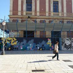 Piazza del Ferrarese - Bari #ridieassapori