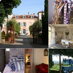 Creative Vacation :: Chateau Dumas - Go as soon as you can. Best vacation I've ever taken.