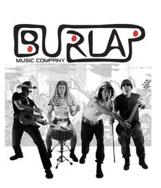 Magnetized Productions presents Burlap with Guest Friction Project & Rjam  OCT 10 JOE'S APARTMENT Indie Music, Pop Rocks, Burlap, Presents, Gifts, Hessian Fabric, Favors, Gift, Jute