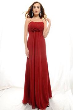 #curvy #bridesmaids #wedding #dress #red