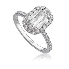 L'amour Engagement Ring