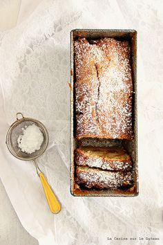 Try this tasty recipe! // Cake à la Ricotta #Italian #dessert #cheese