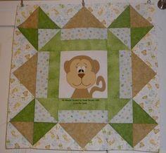 Lovin' My Quilts: Zoo Quilt Progress    http://lovinmyquilts.blogspot.ca/2009/06/zoo-quilt-progress.html