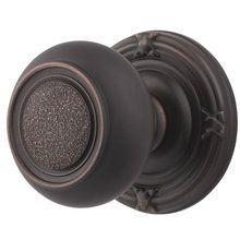 View the Emtek C820BT Belmont Designer Brass Privacy Door Knobset with the CF Mechanism at Handlesets.com.