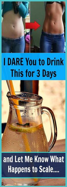 I DARE You to Drink This for 3 Days, and Let Me Know What Happens to Scale – Let's Tallk