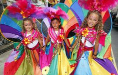 Europe´s largest festival brightens up August bank holiday weekend with celebrations at Notting Hill Carnival