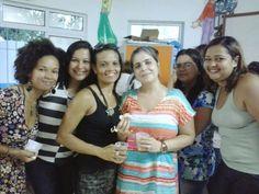 Blog do Inayá: Direção da Escola Inayá agradece o apoio dos Professores