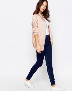 Immagine 4 di New Look - Jeans skinny indaco